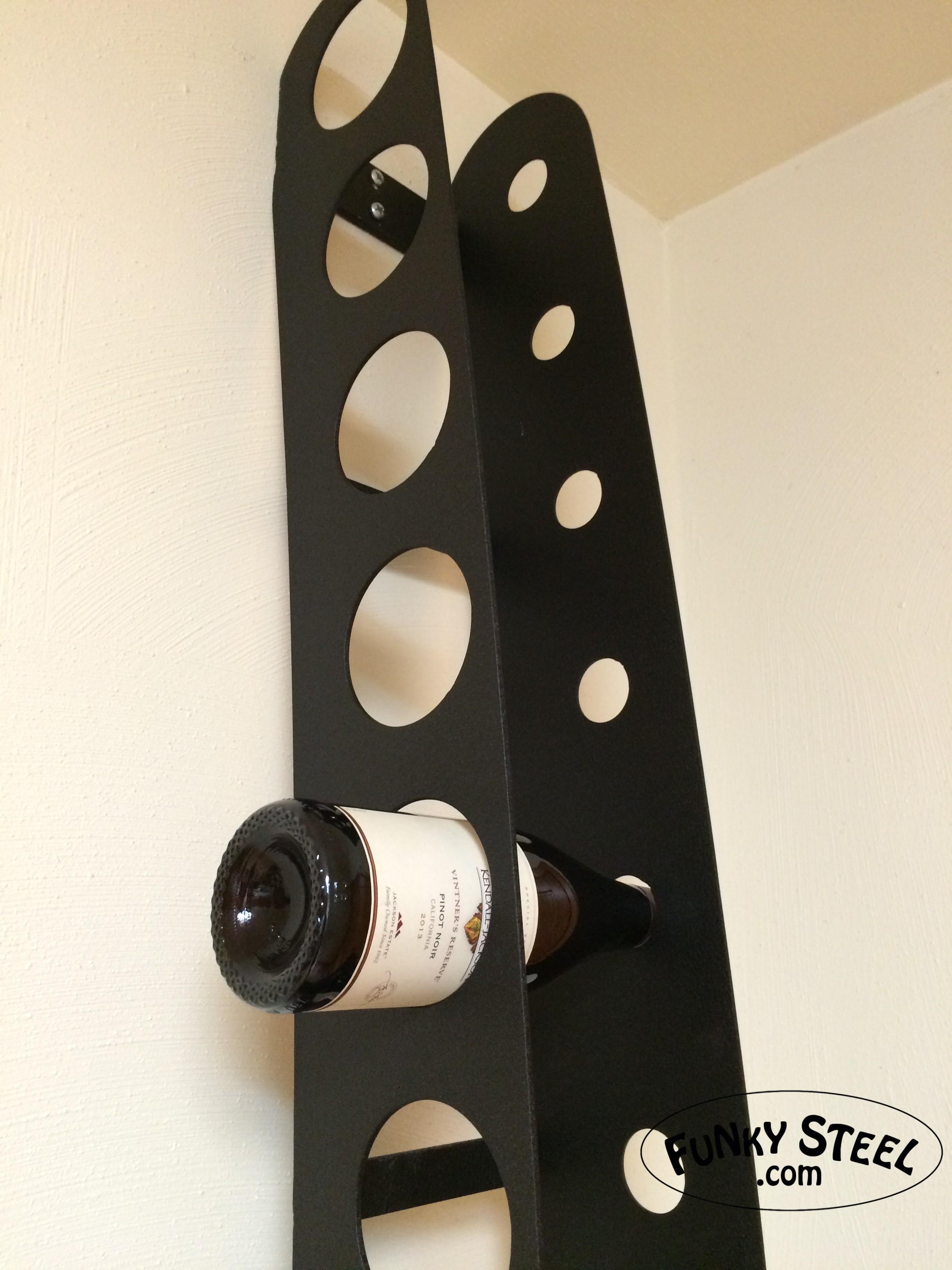 Wine Racks Wall Mounted Modern Innovative Design By