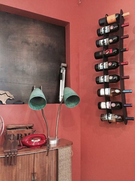 Wall Mounted Wine Racks Modern Innovative Design By