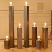 American Furniture Albuquerque - Industrial Lamp