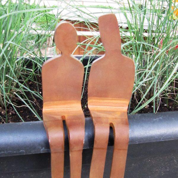 American Furniture Albuquerque - Couple on a Shelf