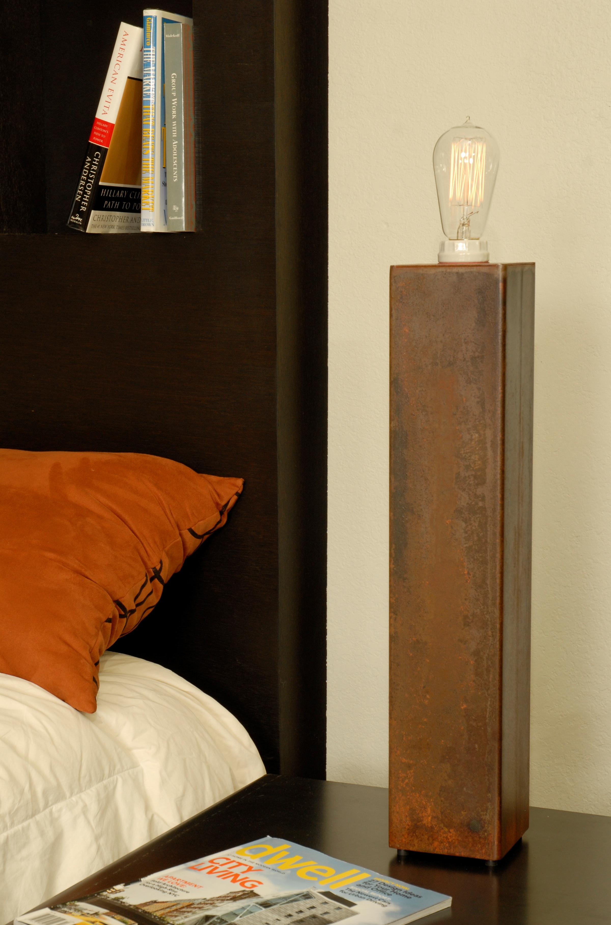 Design Industrial Table Lamp modern innovative industrial table lamps funky steel bedside lamp