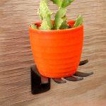 Decorative Metal Shelves- Plant Handee Shelf
