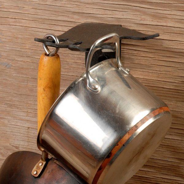 Decorative Metal Shelves- Pots Handee Shelf