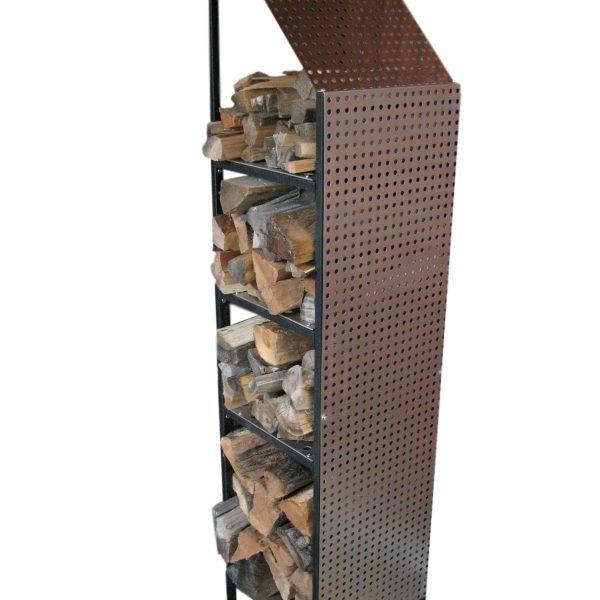 firewood storage rack holder