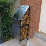Funky Wood - Small Firewood Storage Rack