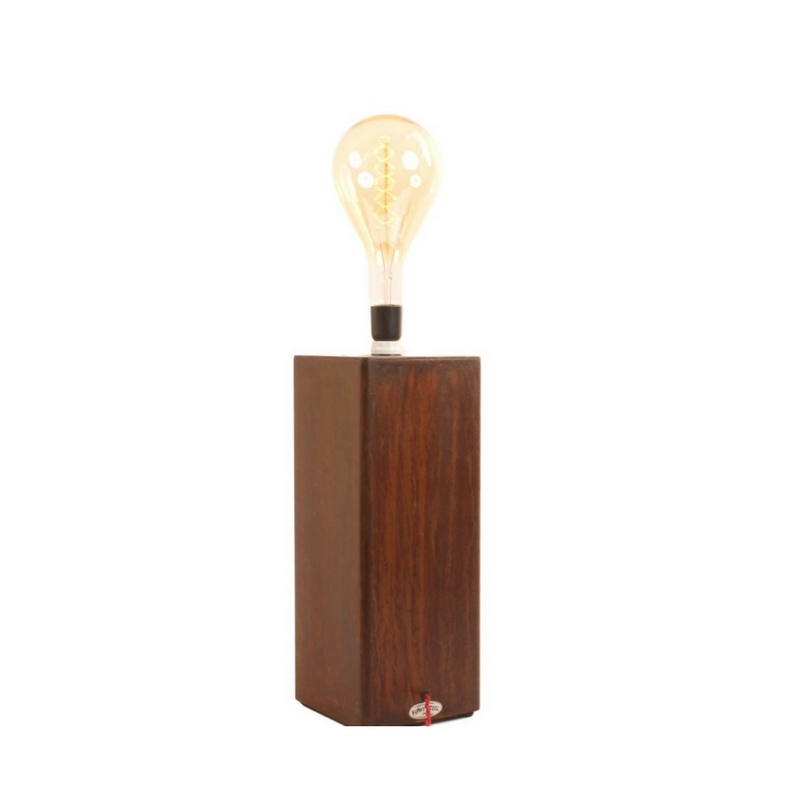 Big Jim funky lamp industrial vintage style touch lamp